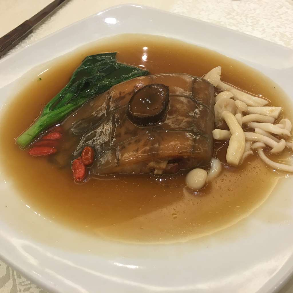 Braised Crocodile Tail, Imperial Herbal Restaurant, Singapore