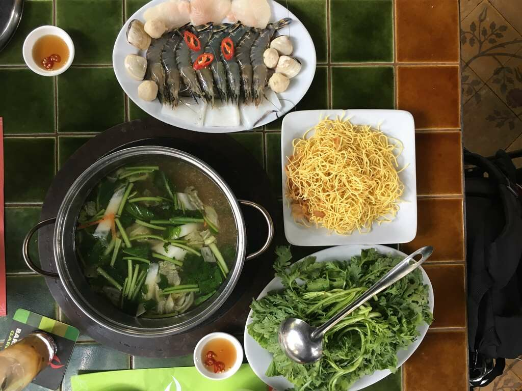 Hot Pot, Ho Chi Minh City, Vietnam