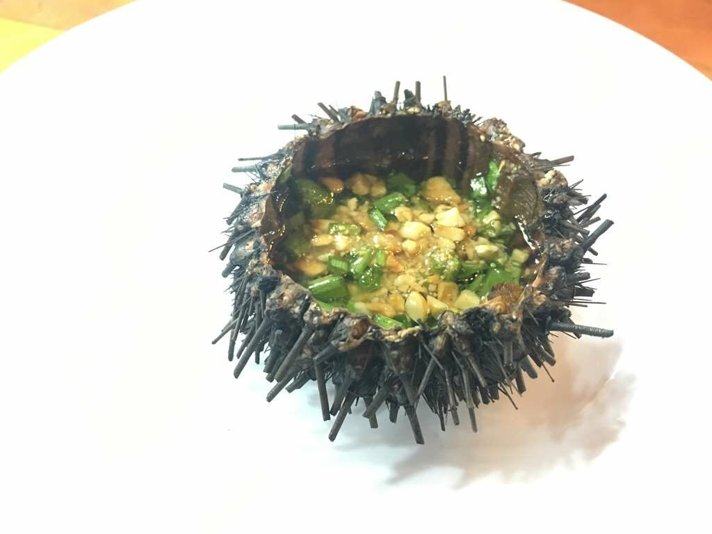 Sea Urchin, Phu Quoc Night Market, Vietnam