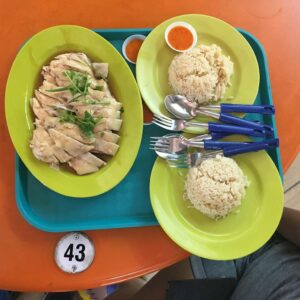 Tian Tian Chicken Rice, Maxwell Food Centre, Singapore